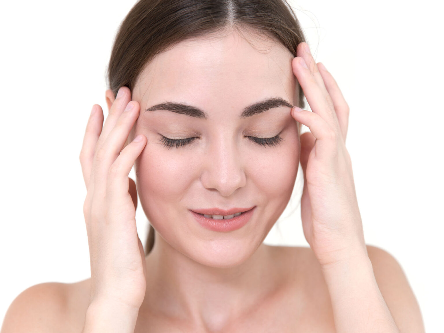 how to make head massage